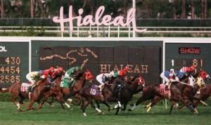 Hialeah Park Horse Racing