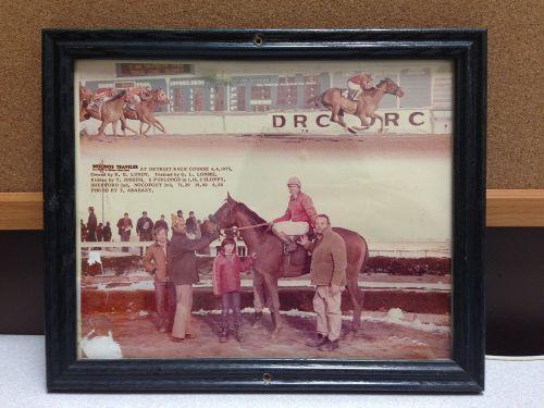 Bobby Lundy_Detroit Race Course 1975