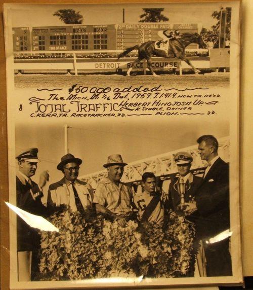 Detroit Race Course 1959