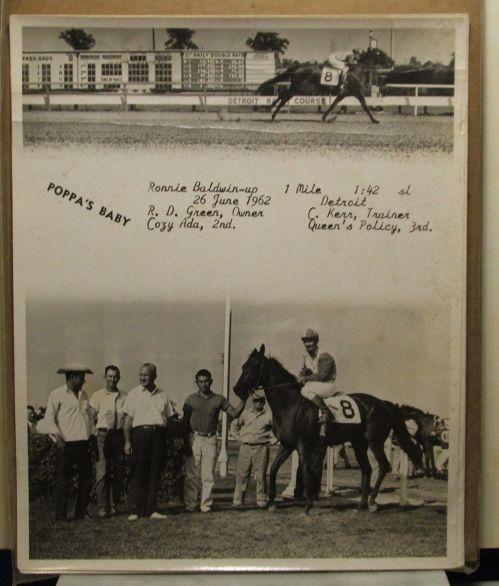 Detroit Race Course 1962_Ronnie Baldwin