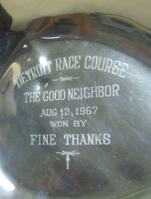 Detroit Race Course Aug. 1967 _Fine Thanks. 2