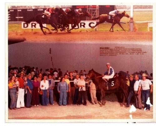 Detroit Race Course-Dale Thirtyacre