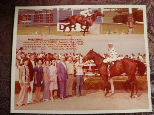 DRC 1977 Wayne Catalano