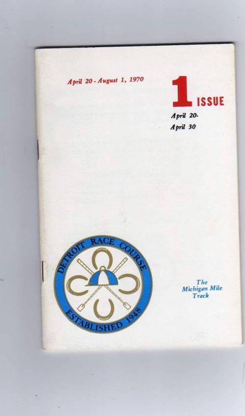 DRC Book 1970