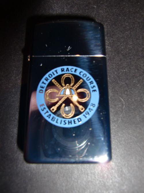 DRC Zippo Lighter