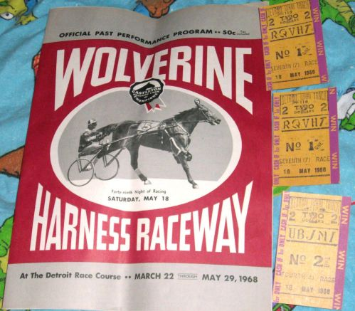 Wolverine_Detroit Race Course