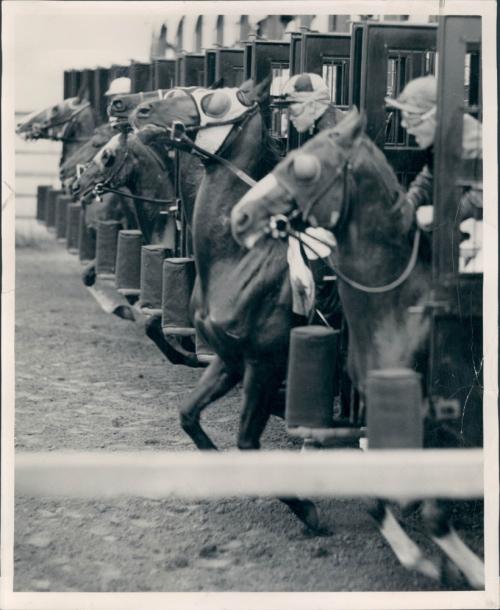 Detroit Fairgrounds 1948