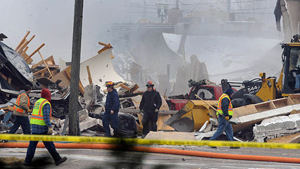 William C Franks Furniture Store Explosion Longshot S Blog