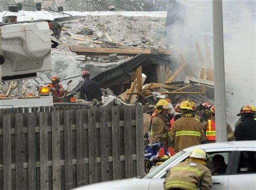 William C Franks Furniture Store Explosion Longshot S Blog