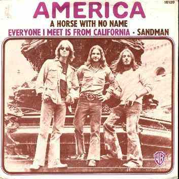 Song of the Day ~ A Horse With No Name ~ America   Longshot\'s Blog
