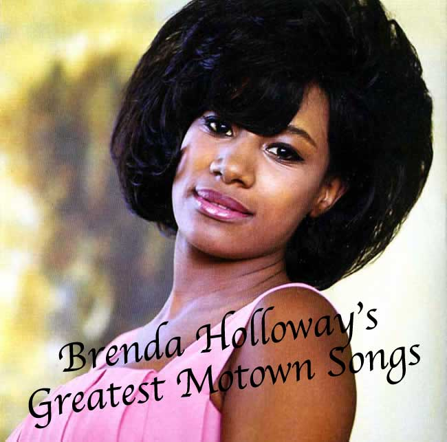 A Snowy Motown Monday ~ Brenda Holloway ~ When I'm Gone ...