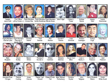 American Airlines Flight 11 Victims - YouTube