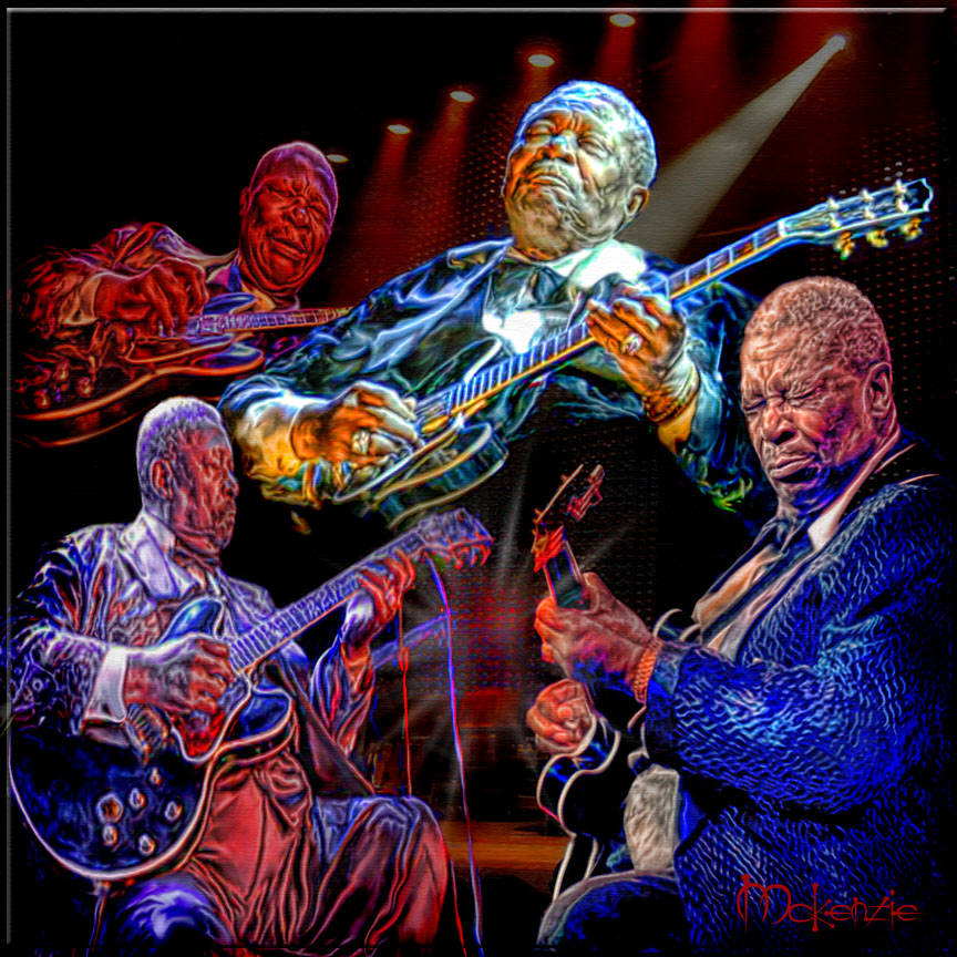 BB King The Thrill Is Gone