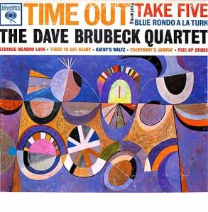 Brubeck Quartet_Time Out