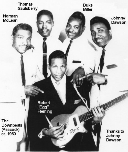 Downbeats_Early Motown