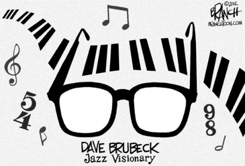 In remembrance of jazz pianist, composer Dave Brubeck
