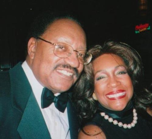 Bobby Rogers & Mary Wilson