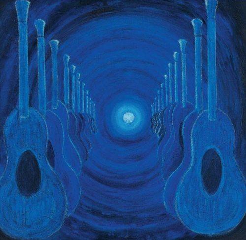 Chris Rea Blue Guitars