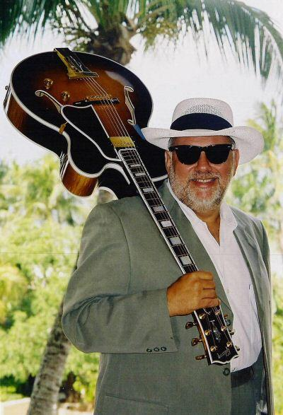 Duke Robillard will perform at New Hope Winery on Saturday, Aug. 18.