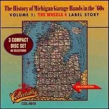 Michigan Garage Rock 1960s