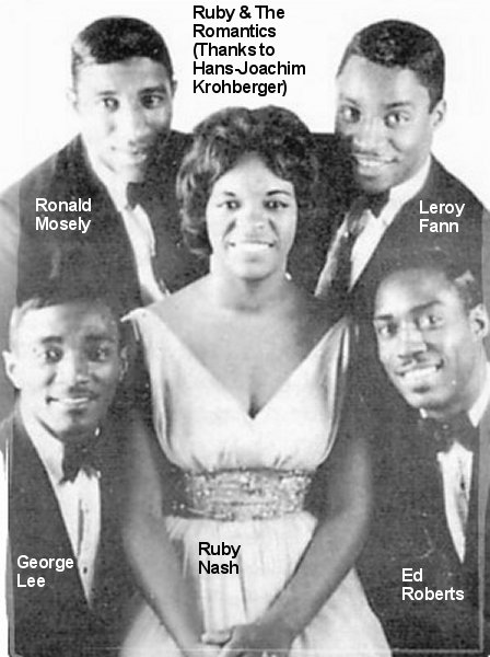 Ruby and The Romantics2