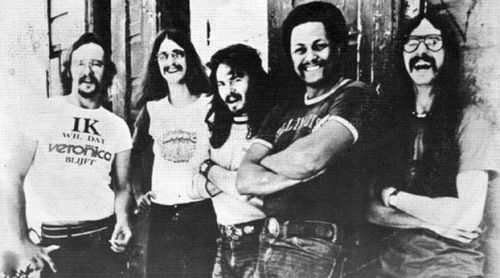 The Doobie Brothers 72'