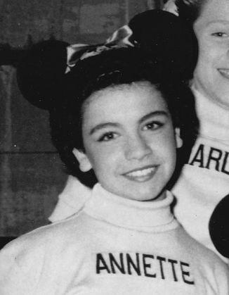 Annette Funicello 1956