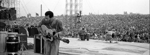 Richie Havens Woodstock 69'