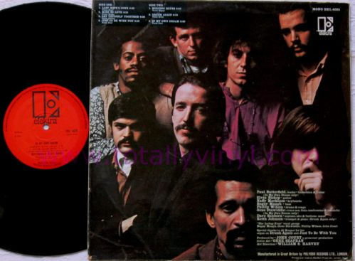 The Butterfield Blues Band 67'