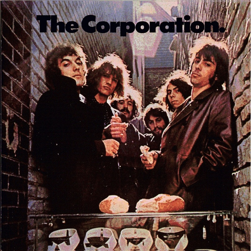 The Corporation - The Corporation (1969) The-corporation-1969