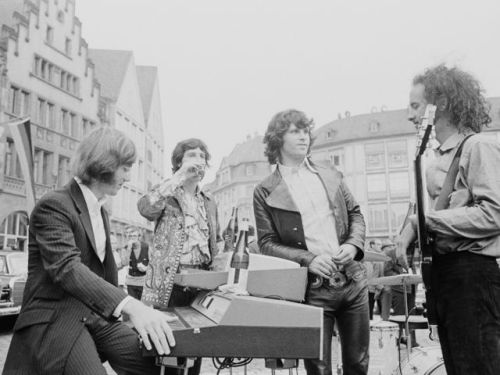 The Doors_Germany 68'