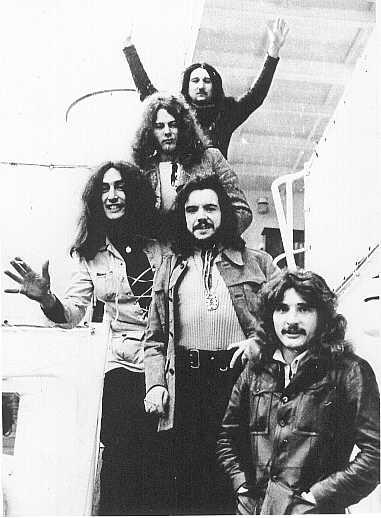 Uriah Heep 71'