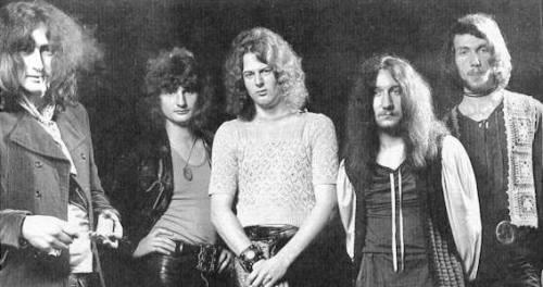 Uriah Heep _71'
