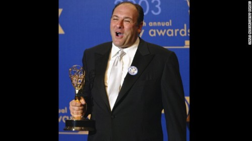 James Gandolfini Wins An Emmy