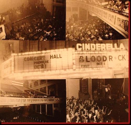 The Cinderella Ballroom Detroit