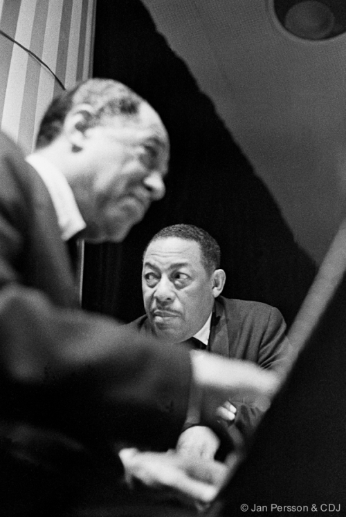 Duke Ellington & Johnny Hodges