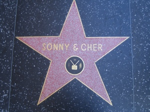 Sonny & Cher Hollywood Walk Of Fame