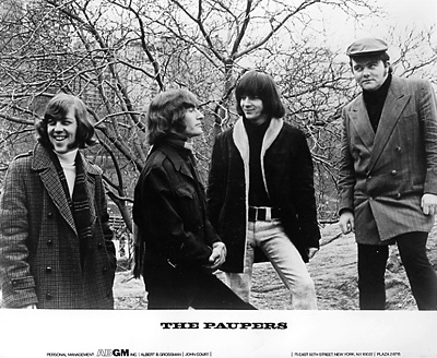 The Paupers 1968