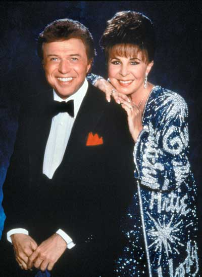 Steve Lawrence and Eydie Gormé