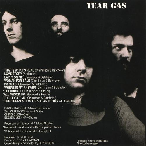 Tear Gas 1971