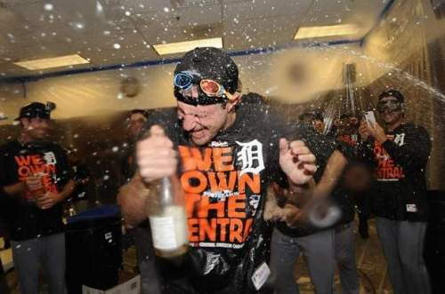 2013 ALC Champs Detroit Tigers