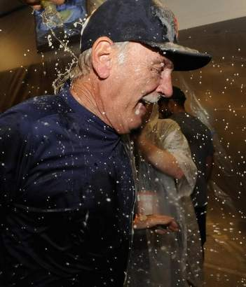 Jim Leyland_Skipper 2013 ALC CHAMPS