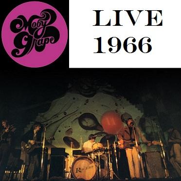 Moby Grape Lve 1966