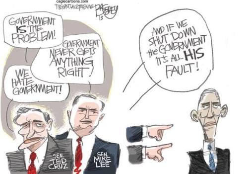 Republicans Destroy America