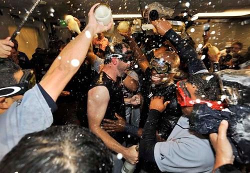 Detroit Tigers 2013 ALDS champs