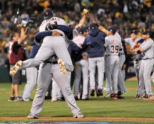 Tigers Celebrate