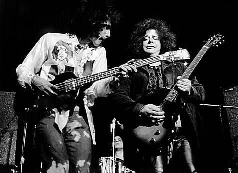 Mountain- Leslie West and Felix Pappalardi April 1970  sheet 647 frame 3