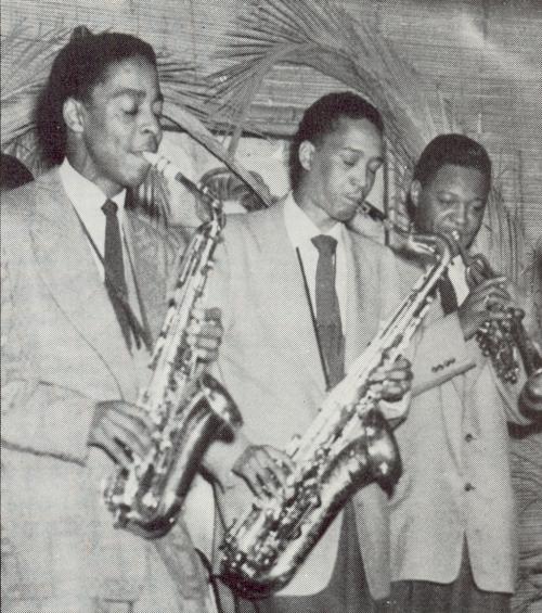 Sonny Criss, Wardell Gray, Clark Terry