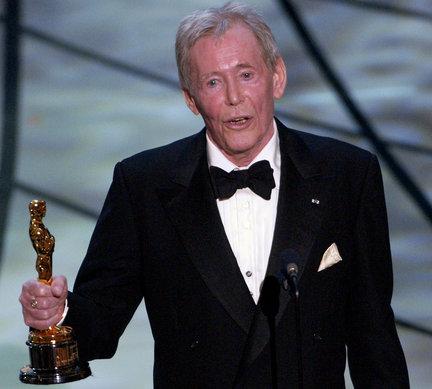 Academy Award_Peter O'Toole