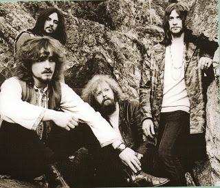 Warren S. Richardson Jr. band 1969